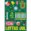 Lotta Kühlhorn är världsbäst på att fira jul!