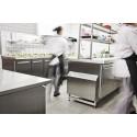 Fremtidens køleborde skal forbedre energieffektiviteten i professionelle køkkener