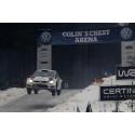 Dubbelseger för Volkswagen i Rally Sweden