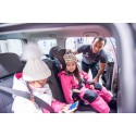 Säkrare barn i bilen