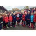 Pressinbjudan: IK Sturehov F04 vinnare av Örebro kommuns pris i Klimatmatchen 2014