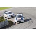 Volkswagen vann dubbelt i rallycross-SM