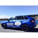Östersundsbor får låna #Sommarbil gratis