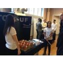 Unga företagare tar plats i centrala Lund