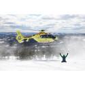 SkiStar AB: Gir julegaven til Norsk Luftambulanse