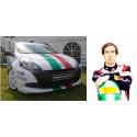 Renault Clio och Gustav Rickhamre