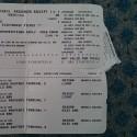 Manipulerade flygbiljetter