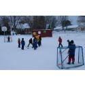 Dags för sportlov, med eller utan snö!