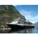 Upplev de imponerande vyer i de norska fjordarna tillsammans med ms Eurodam