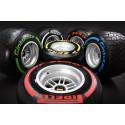 Pirellin moottoriurheilukausi 2013: Uusia renkaita F1-, Superbike- ja 250-kilpailuihin
