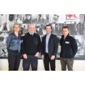 Påskekampanje gav 250.000 kroner til Røde Kors