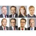 Halvtid i Vårgårda möte - Fyra partiledare utfrågade, fyra partiledare kvar