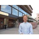 Markus Karlsson, lärare, Plusgymnasiet i Örebro. Foto:Örebro kommun