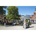 Fler turister hittar till Lund