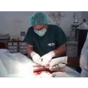 Peter Andersson opererar i Sydsudan