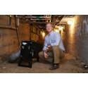 Ny SP-testad teknik från Airwatergreen halverar energin för avfuktning i svala miljöer