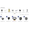 LED-belysning för alla områden | LED-Gallerian.se