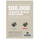Scania sætter prisen ned på mere end 100.000 originale reservedele