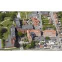 Energirenovering på Regionshospitalet Skive sparer 1,8 mio. kr. om året