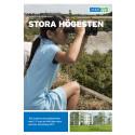 Informationsblad om kvarteret Stora Högesten i Limhamn