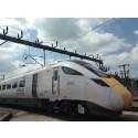 First pre-series Class 800 Hitachi InterCity Express Programme train undergoes dynamic testing