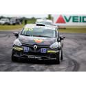 Wernersson testsnabbast i Clio Cup inför Västkustloppet i Falkenberg