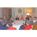 Frivilligverksamheter samlades för dialog om Dalarnas flyktingmottagande
