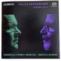 CD-omslag Allan Petterssons symfoni nr 9