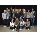Vinterglede som eksamensoppgave ved Norges kreative høyskole!