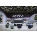 Tio nya möten i Materias monter på Stockholm Furniture Fair