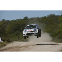 Two podium finishes for Volkswagen in Rally Argentina
