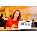 Trine Lise Sundnes ny styreleder i FN-sambandet