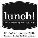 Award-winning lunch! show returns to London on Tuesday 23 September