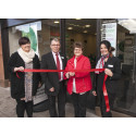 Vision Express Store in Annan Officially Opened by Local Eye Cancer Survivor