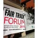 Veckans krönika: Fredrika Uggla på Fair Trade Forum