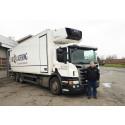 Scania catering-konceptbil solgt efter demotur