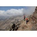 Mountain Adventure med vandringskängor