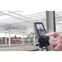 En ny serie laserafstandsmålere med Bluetooth fra STANLEY