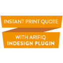 arifiQ delivers instant print quotes with Adobe InDesign plug-in