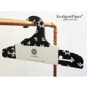 EcoligentPaper® miljövänliga klädgalgar nu på Fotografiska