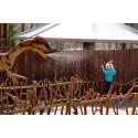 Besökssuccé i Parken Zoo under påsk - tredubbling av antal gäster och omsättning