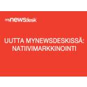 Uutta Mynewsdeskissä: Natiivimarkkinointi