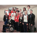 Young athletes meet MPs to highlight the challenges they face