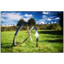 Inbjudan till pressvisning: Svalövs skulpturpark växer!