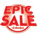 Epic Sale på Elkedjan