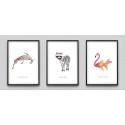 """""""Animals"""" av Andreas Sjöstrand. En exklusiv nyhet hos moltazdesignshop"""