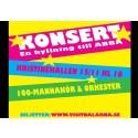 KONSERT - en hyllning till ABBA