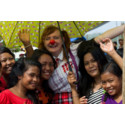 Latter hjelper barna på Filippinene