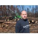 AB Karl Hedin utbildar lokala skogsägare som usatts för skogsbranden i Västmanland