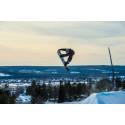 Skellefteå värd för deltävling i Swedish Snowboard Series och Swedish Slopestyle Tour, 5-6 mars 2016